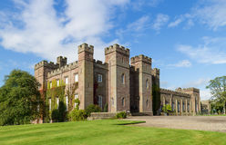 Scone Palace Exterior Stock Photo