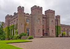 Scone Palace in Scotland Royalty Free Stock Image