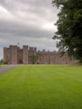Scone Palace in Scotland Stock Image