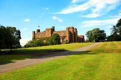 Scone Palace. In Scotland, United Kingdom Stock Photo
