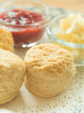 Scone. Royalty Free Stock Images