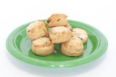scones плодоовощ Стоковые Изображения RF