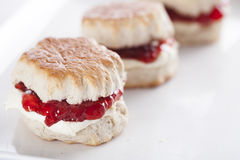 Scones Stock Photography