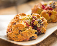 Scones Royalty Free Stock Image