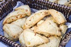 scones Стоковые Изображения