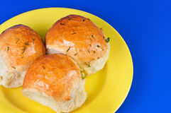 Scones with spices. Royalty Free Stock Photos