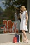 Sconto 30% Fotografie Stock Libere da Diritti