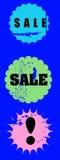 Sconto di vendita Immagine Stock Libera da Diritti