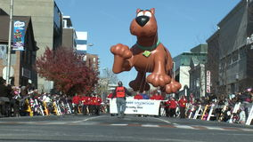 Scooby Doo balloon at parade (1 of 2)