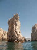 Scooby Doo Head Rock. At Lands End in Cabo San Lucas, Mexico Stock Photo