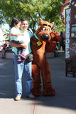 Scooby at Universal Studios Hollywood Royalty Free Stock Photography