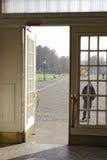 Scool door Stock Image