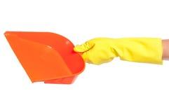Scoop en plastique Image stock