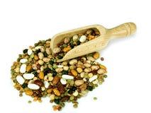 Free Scoop Of Peas, Beans Lentils Etc Stock Image - 18150401
