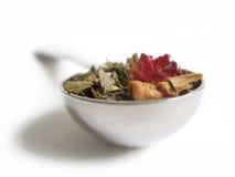 Scoop of tea Royalty Free Stock Photo