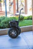 Scooter électrique avec deux roues Images libres de droits