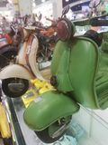 scooter immagine stock