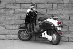 scooter Imagenes de archivo