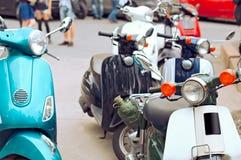 scooter Immagini Stock