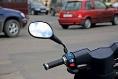 scooter Zdjęcie Royalty Free