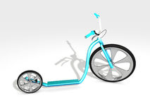 scooter Στοκ Εικόνα