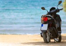 scooter fotografia stock