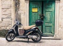 scooter Fotografía de archivo