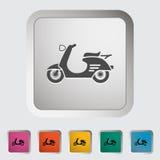 scooter Royalty-vrije Stock Fotografie
