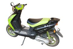 Scooter Royalty Free Stock Photo