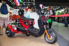 Scooter d'Eletric Images libres de droits