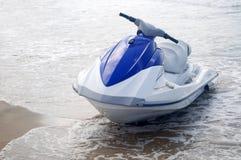 Scooter de l'eau Images libres de droits