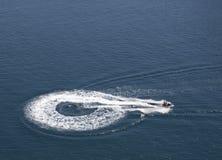 Scooter de mer Photographie stock libre de droits