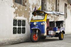 Scooter de véhicule de Tuk Tuk Thaïlande Image libre de droits