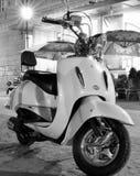 Scooter de Vespa photographie stock libre de droits