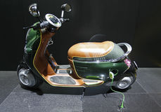 Scooter electrique mini Royalty Free Stock Images