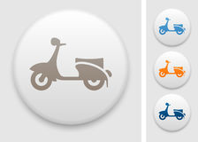 Scooter icon Royalty Free Stock Image