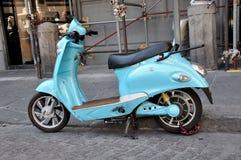 Scooter italien classique Photos libres de droits