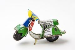 Scooter miniature Image libre de droits