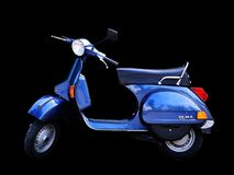 Scooter, Motor Vehicle, Vespa, Automotive Design Royalty Free Stock Photography