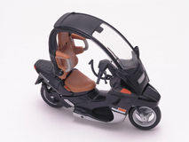 scooter motorowa Obrazy Royalty Free