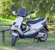 Scooter Stock Photo