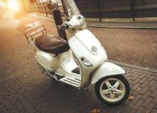 scooter retro zdjęcia stock