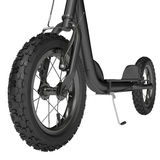 Scooter tire Royalty Free Stock Photography
