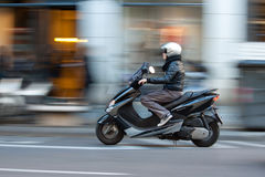 Scooter Stock Image