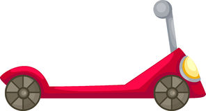 Scooter vector Stock Photos
