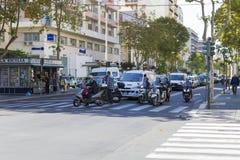scooters lizenzfreies stockbild