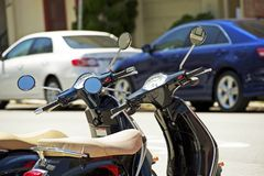 Scooters Royalty Free Stock Image