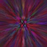 Scoppio di colore Fotografia Stock