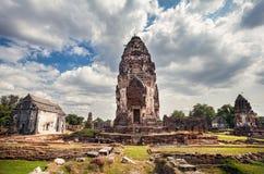 Scopra della Tailandia antica immagine stock libera da diritti