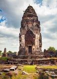Scopra della Tailandia antica immagini stock